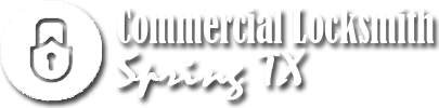 Commercial Locksmith Spring TX Logo